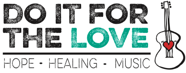 Do it for the love logo new
